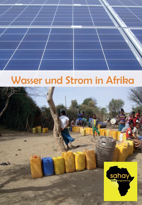 Sahay Solar - Sonnenbrunnen in Kenia